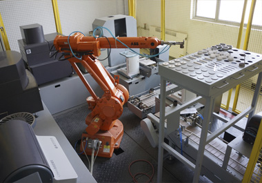 Robot Automatic Analysis System